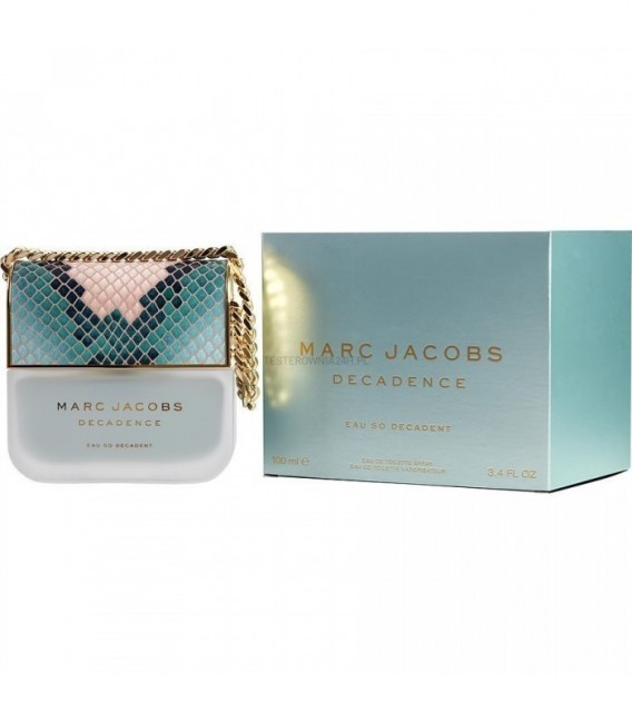 MARC JACOBS DECADENCE EAU SO DECADENT EDT WOMEN 100 ML