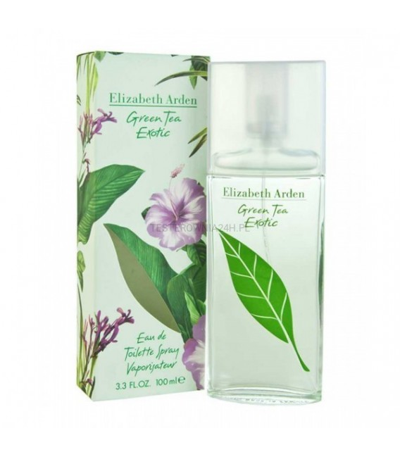 ELIZABETH ARDEN GREEN TEA EXOTIC EDT 50 ML WOMEN