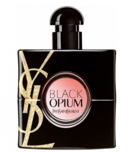 YVES SAINT LAURENT BLACK OPIUM GOLD ATTRACTION EDITION 90ML EDP