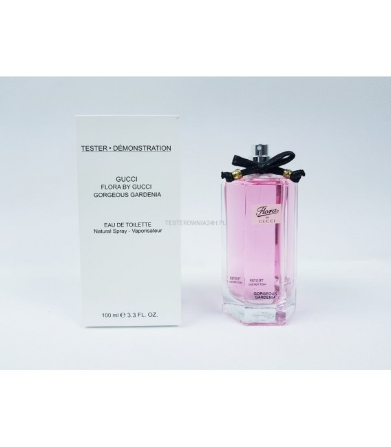 GUCCI FLORA BY GUCCI GORGEUS GARDENIA 100ML EDT