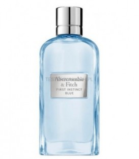 ABERCROMBIE & FITCH FIRST INSTINCT BLUE W EDP 100 ML