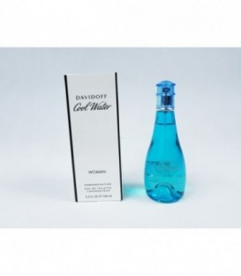 DAVIDOFF COOL WATER 100ML EDT