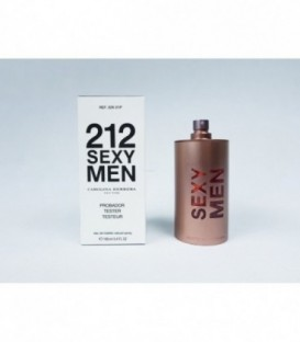 CAROLINA HERRERA 212 MEN SEXY 100ML EDT