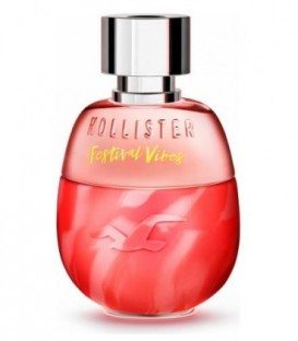 HOLLISTER FESTIVAL VIBES EDP W 100 ML