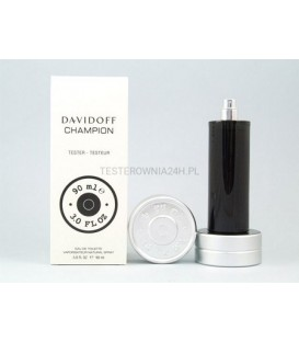 DAVIDOFF CHAMPION 90 ML EDT TESTER
