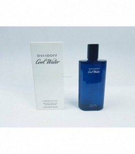 DAVIDOFF COOL WATER 125 ML EDT TESTER