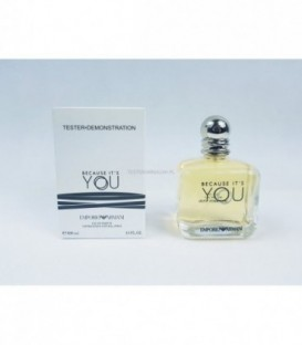 EMPORIO ARMANI BECAUSE IT'S YOU ! 100ML EDP