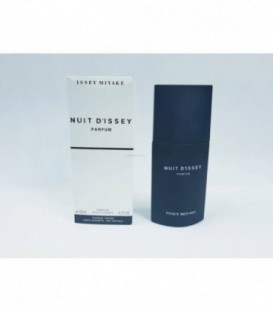 ISSEY MIYAKE NUIT D'ISSEY POUR HOMME 125ML