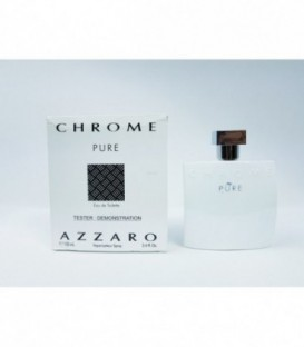 AZZARO CHROME PURE 100ML EDT