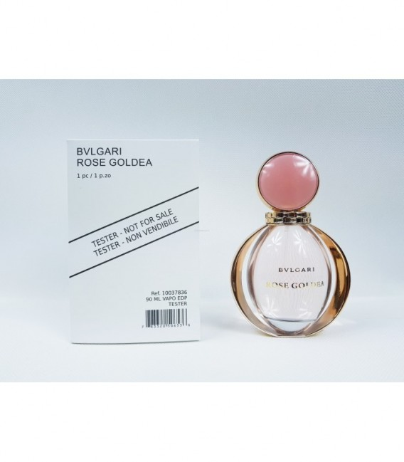BVLGARI ROSE GOLDEA 90 ML EDP TESTER